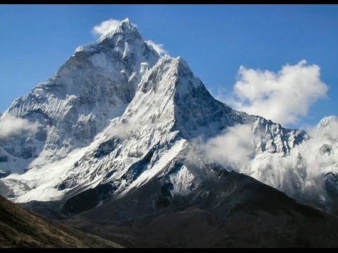 Mount Everest shifts three centimetres south-west due to earthquake