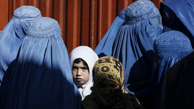 Don't let gains for Afghan women, children go to waste