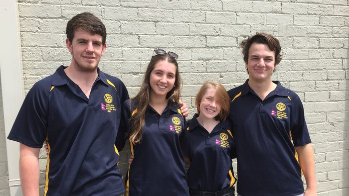 Choosing charity over cocktails: Students take schoolies to Nepal