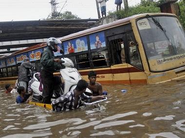 Tamil Nadu pegs flood damage at Rs 8,481 crore.