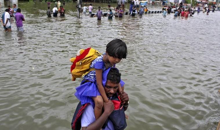 Chennai floods: Decoding the city's worst rains in 100 years