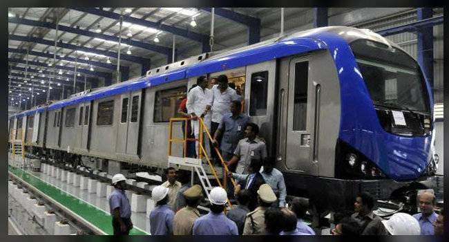 India exports first batch of 'Made in India' metro coaches to Australia