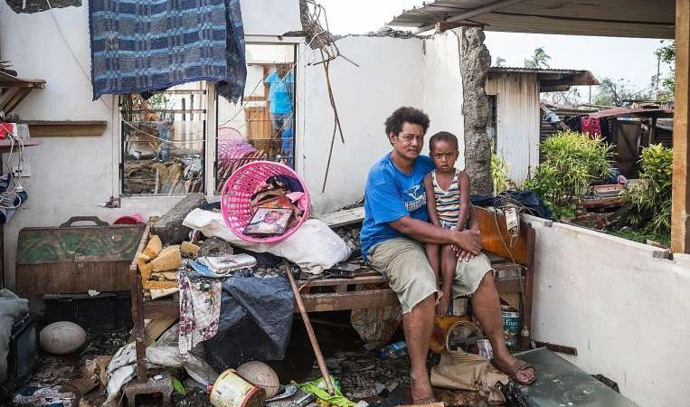 Singapore giving $141,000 for cyclone relief in Fiji