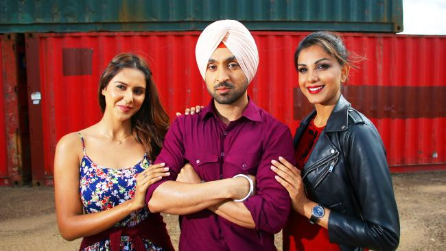 Sydney: Indian superstar Diljit Dosanjh films scenes in Macarthur region for mega Punjabi film — The Return of Sardaarji