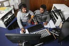 Two Nepalese brothers have begun a radio program for the community