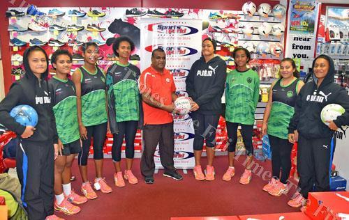 Boost for netball team ahead of Australia tour