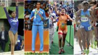 Woman power saves India blushes at greatest show on earth