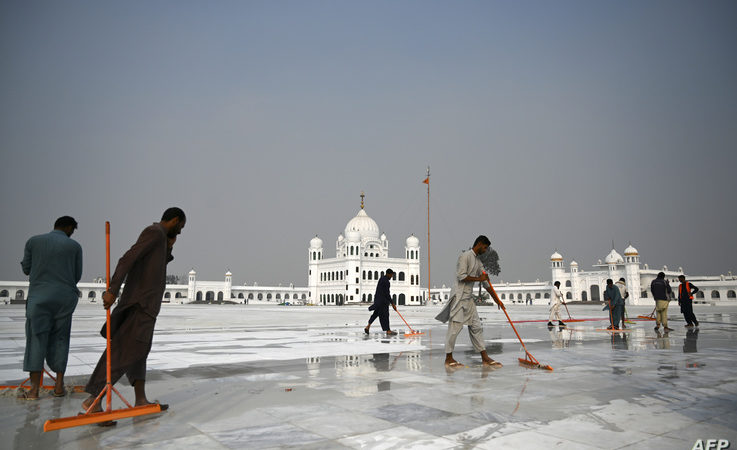 Pakistan Set to Open New Border Crossing for Indian Sikh Pilgrims
